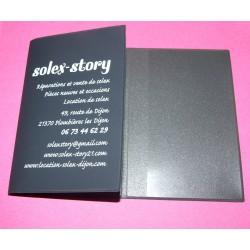"""Porte carte grise """"Solex-Story"""""""