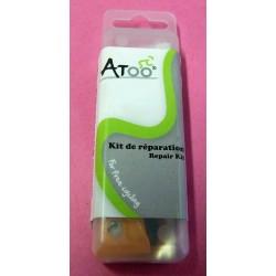 """Kit de réparation de crevaisons/rustine """"ATOO"""" (La boite)"""