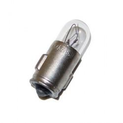 Ampoule de compteur de vitesse Ø6,8mm 12v 2w (BA7S)
