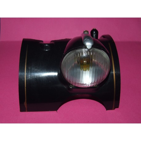 Capot de phare avant complet solex 660v2/1010/1400