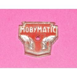 """Monogrammes de réservoir """"Mobymatic""""  Motobécane / Motoconfort"""