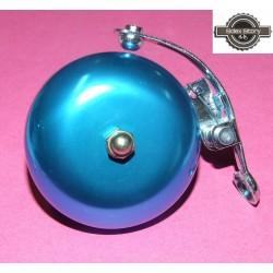 sonnette vintage bleu