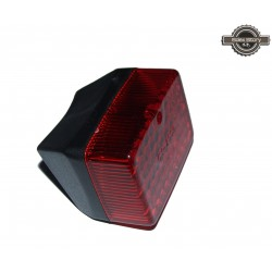 Feu rouge arrière type Luxor 75 Noir / Rouge pour 103