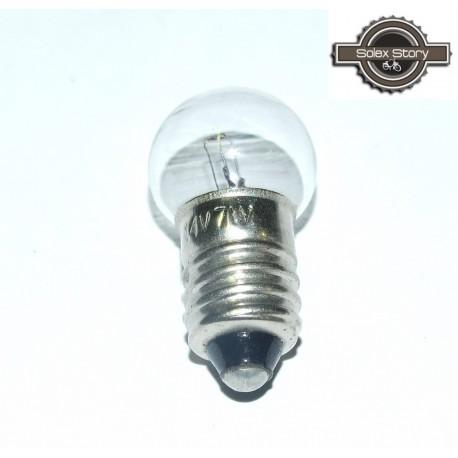Ampoule à vis AR blanche 14V 7W