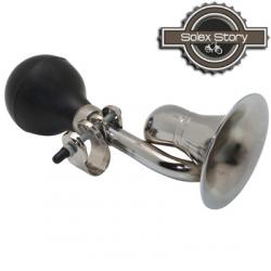 Sonnette/ Klaxon  Trompette forme trompette 1 Son - Pouët Pouët