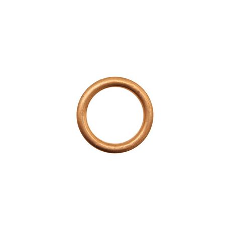 Joint de pot d'échappement cuivre Ø30 pour Motobécane Motoconfort MBK / Peugeot