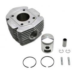 Cylindre / Piston  Airsal Ø39 T4 pour Motobécane / Motoconfort / MBK 51 / 41 / 881 (AV10)