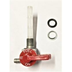 Robinet à essence origine OGM avec réserve 10x100 pour Motobécane / MBK (AV10)