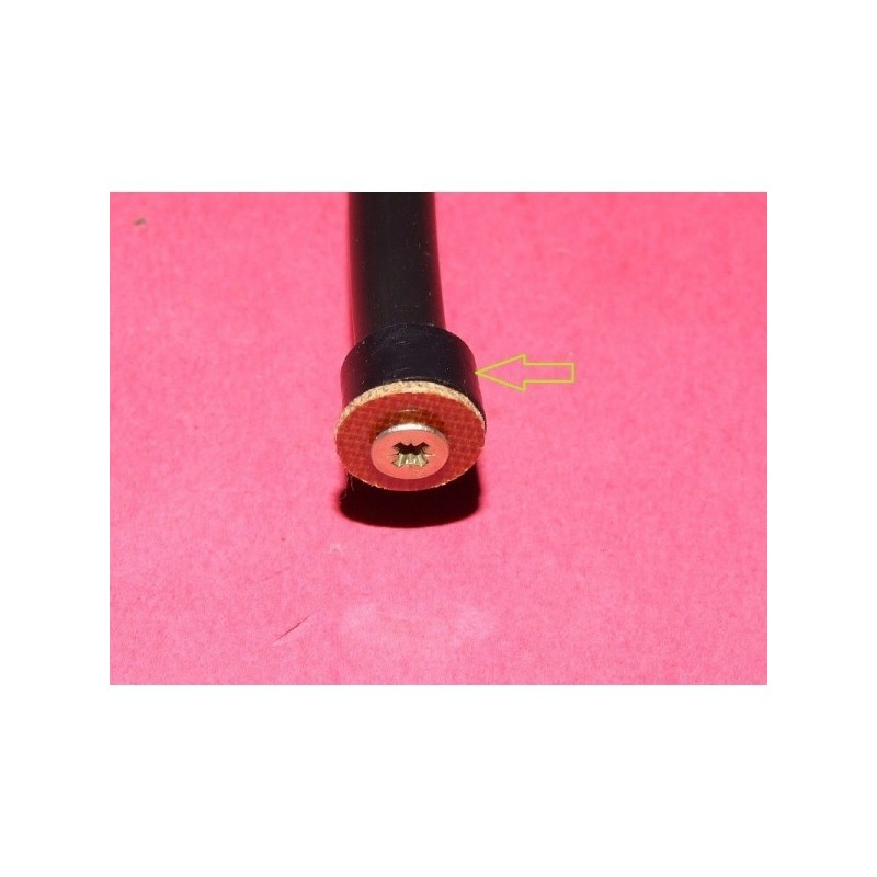 caoutchouc fil allumage bougie borne haute tension solex 3800. Black Bedroom Furniture Sets. Home Design Ideas