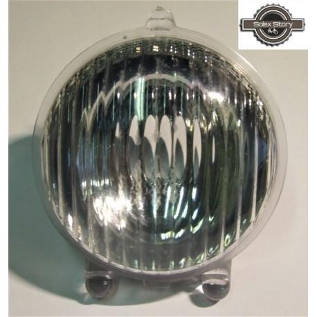Optique de phare rond pour VéloSoleX 330 / 660 / 1010 / 1400 / 1700 / 2200