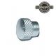 Ecrou moleté de capot-phare / de filtre à air aluminium