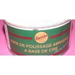 Crème de polissage à la cire de térébenthine